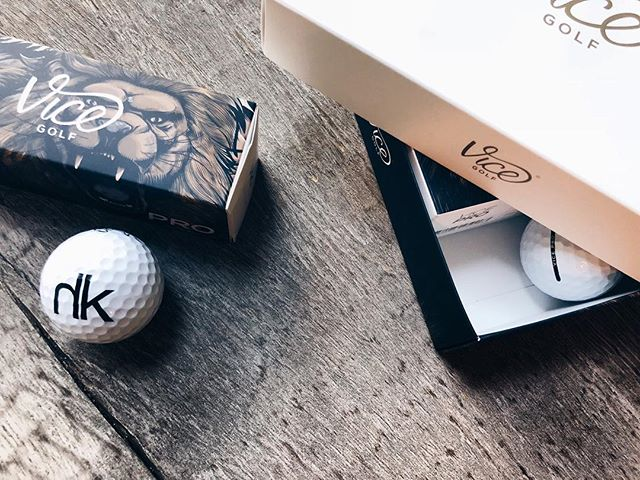 Going on a few years of making the switch to @vicegolf balls. So many great products and a brand identity that's on point. . . . . . #embraceyourvice #wanderlustandgolf #golfballs #sosofresh