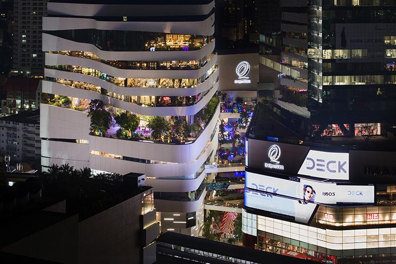 EMQUARTIER   Bangkok, Thailand   Explore