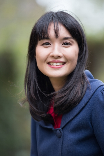 Alice Pung, Artist-in-Residence, University of Melbourne