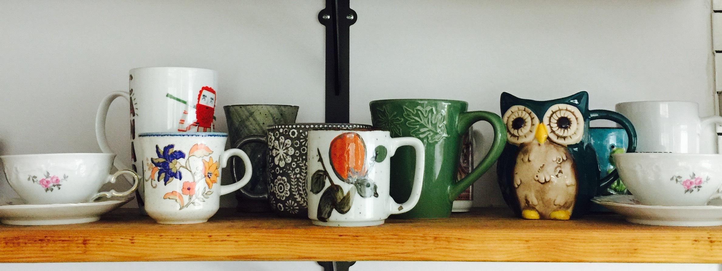 Little Green Lives -12 cups of tea