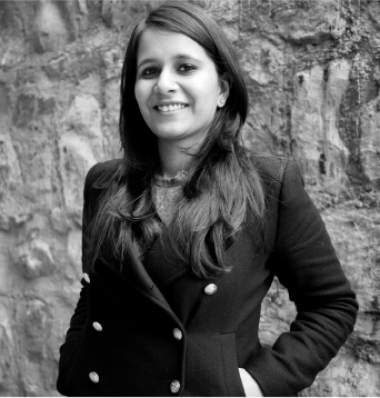 ISHITA ANAND   FOUNDER & CEO OF BITGIVING