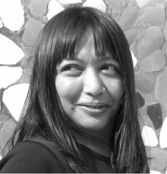MARY THERESE KURKALANG   Mary Therese Kurkalang is an Art Manager and Communication Consultant.