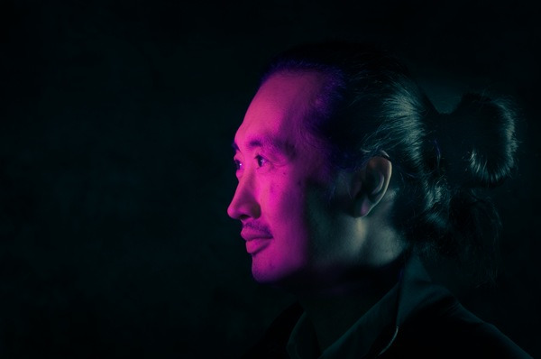 Portrait by Flash Parker - shot in Seoul at Studio 504