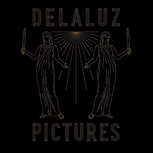 """With two months from completing post-production, we are proud to share the newly redesigned logo for@delaluzpictures, the production company and studio behind @huracanthefilm """"De la luz"""" means """"of the light"""" in Spanish, and our goal is to bring important, thought-provoking stories to the light, while championing the #Latinx community, alongside other minorities and people with disadvantaged perspectives. We believe we can catalyze meaningful, positive social change by doing so."""
