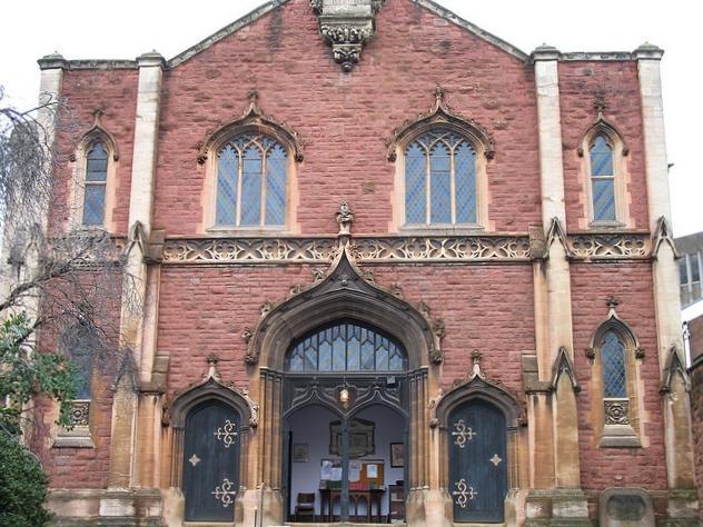 New Meeting House - Established 1782Enlarged 1892