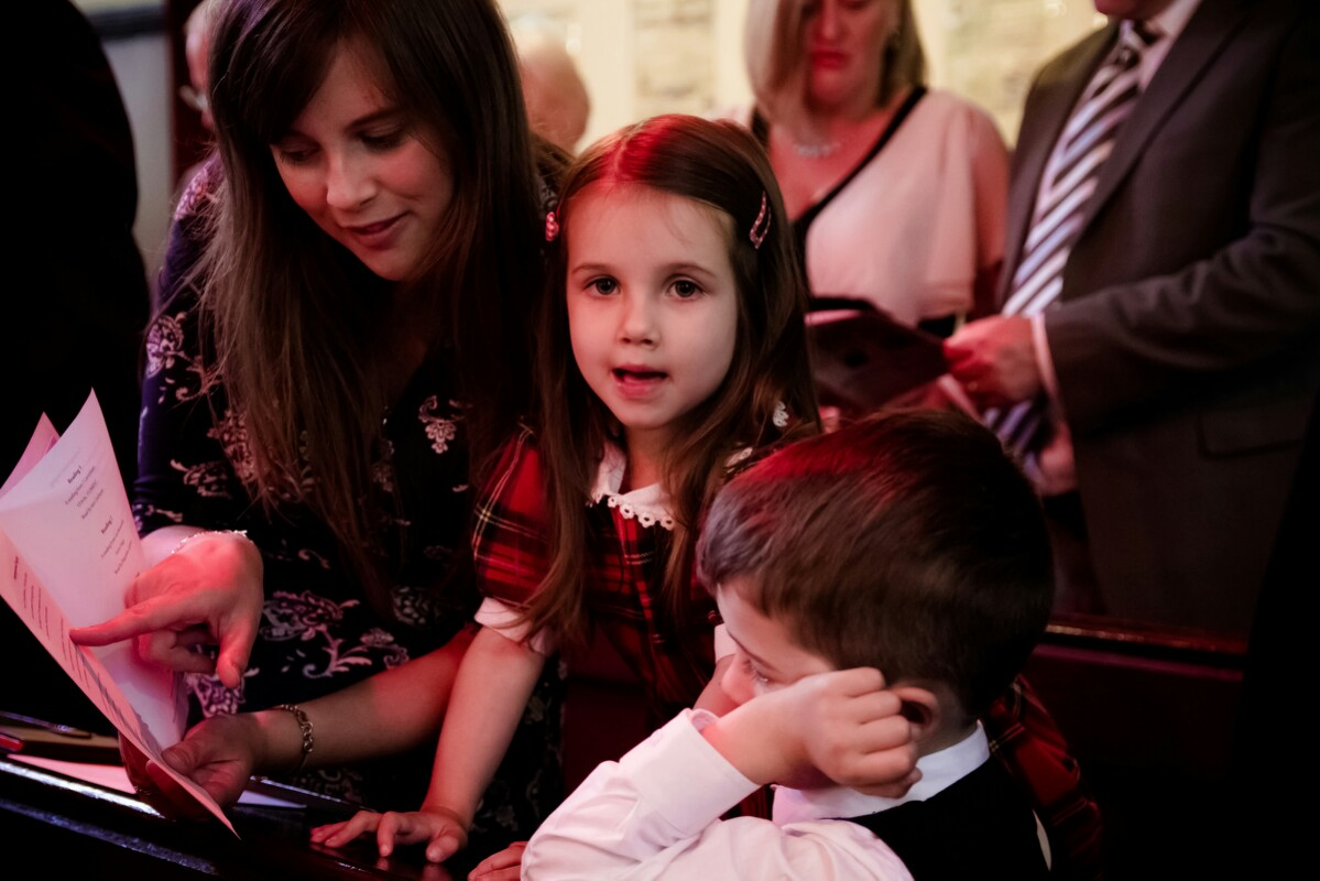 Welcoming Life - Welcoming ceremonies and baptisms for children