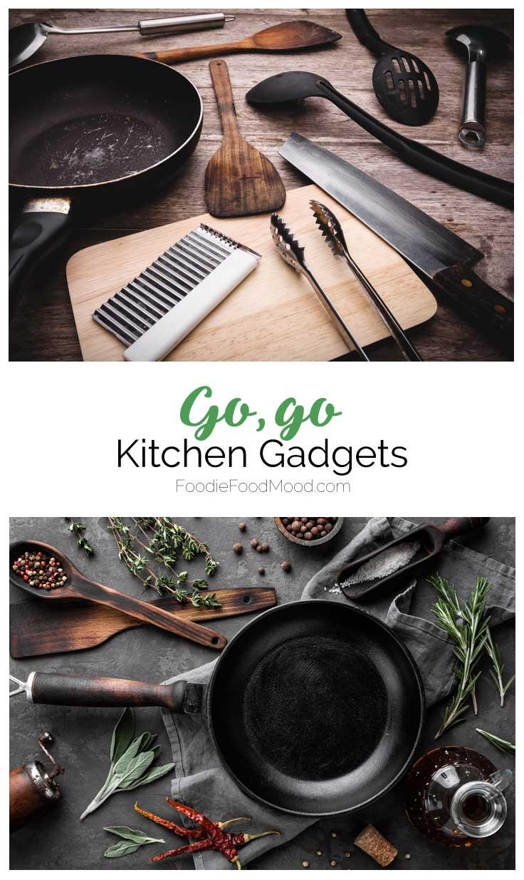 Kitchen Gadgets #kitchen #gadgets #cooking |  FoodieFoodMood.com