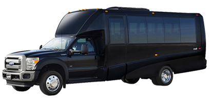 MINI COACH 24 - Charter Bus24 PassengersFrom group trips to a local convention center, to business retreats near or far, Alliance Bus Rentals has your group covered. This Mini Coach can fit 24 comfortably, and in style. Our fleet is equipped with top of the line suspension to ensure the smoothest ride.CALL RESERVATIONS: 1-800-954-5466