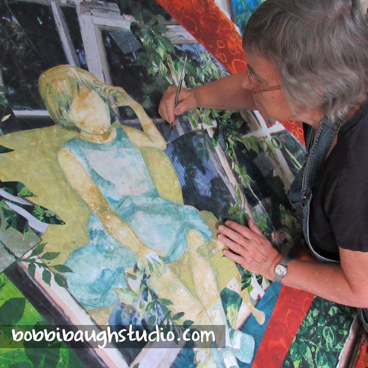 bobbibaughstudio-work-in-progress-painting-girl-in-garden.jpg