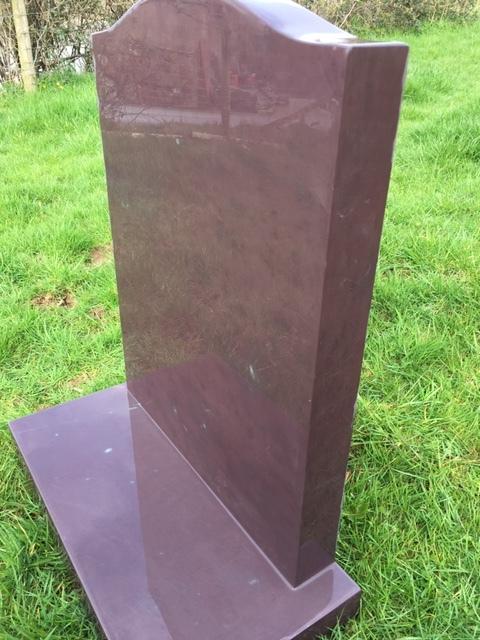 Welsh slate purple memorial 2.JPG