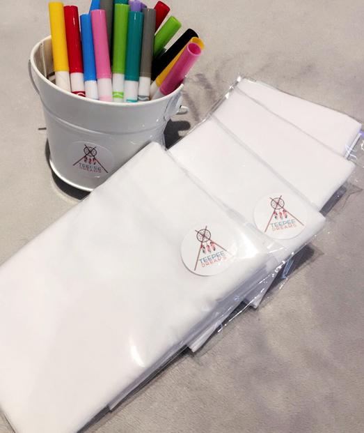 Pillowcase Art Kits