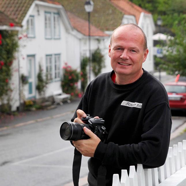 Tore Myrberg iRisør kontorfellesskap Sørlandsporten Næringshage samlokalisering nettverk