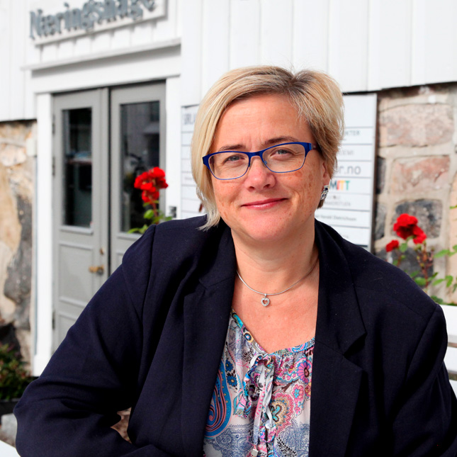 Line Granjord Paulsen etablererkontor Bookkeeper Sør oppstartsfase kontor etablering