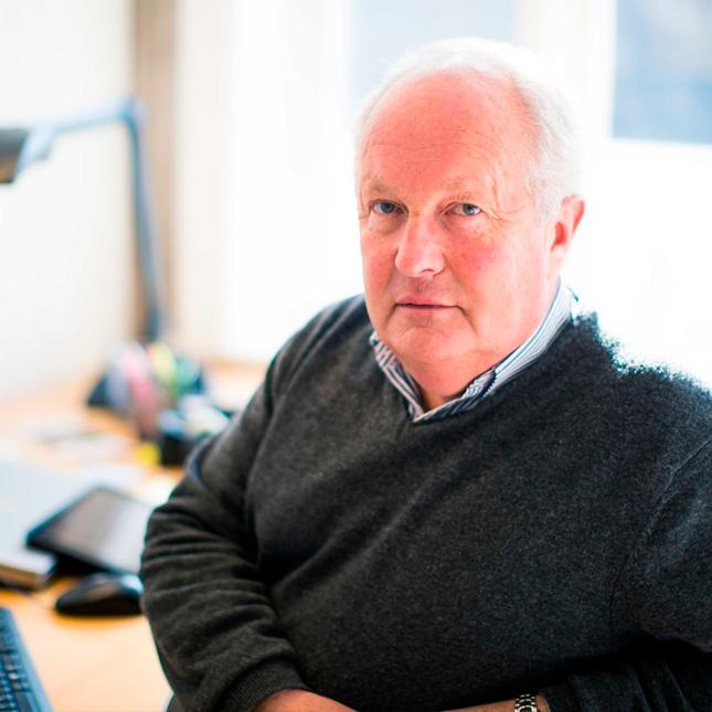 Morten Lindvik Sørlandsporten Teknologinettverk klynge nettverk industri styreleder sekretariat Sørlandsporten Næringshage