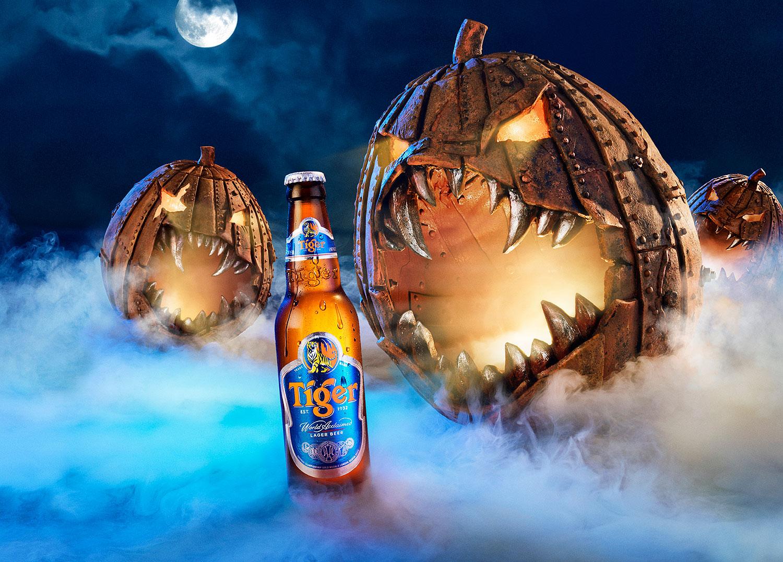 Tiger Beer - Pumpkins