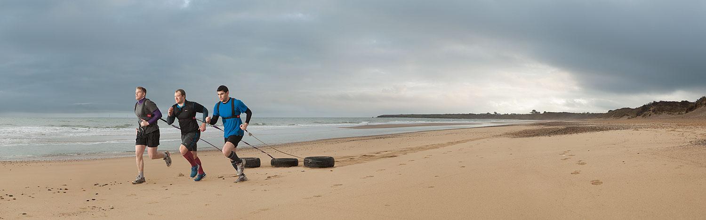 Ulster Bank - Six Nations 'Beach'