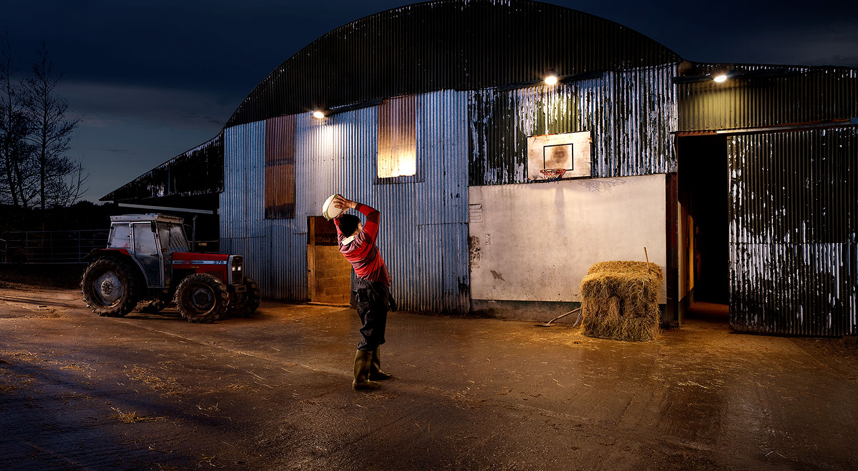 Ulster Bank - Six Nations 'Barn'