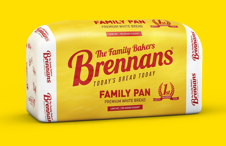 Brennans Family Pan