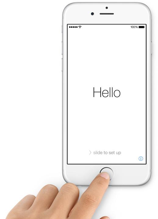 iPhone 6 setup ideas