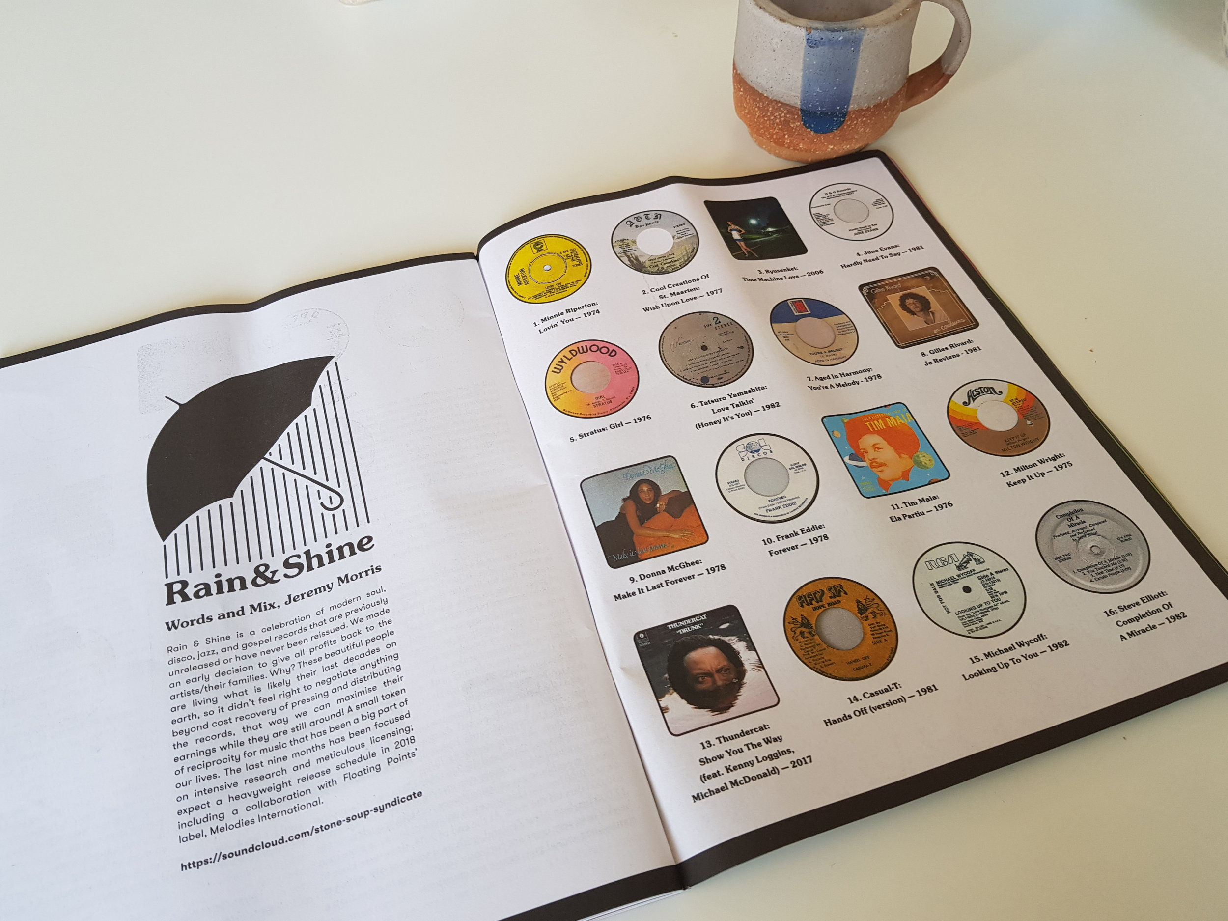 Stone Soup Syndicate FeatureThank you to our friends @stonesoupsyndicatefor featuring our record label, and a summer love song mix in Volume 5 of Stone Soup. Check the publication which is out now! ♥️ #independentstreetpress -