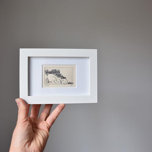 Original Collagraph Prints -