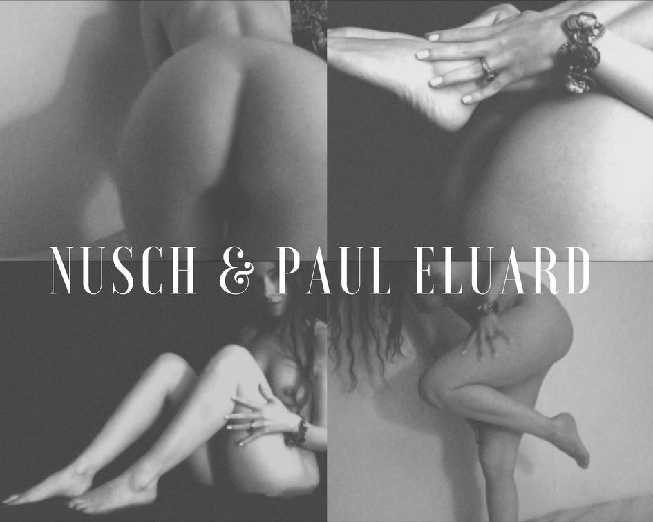 Facile // inspired by Nusch Eluard and Paul Eluard