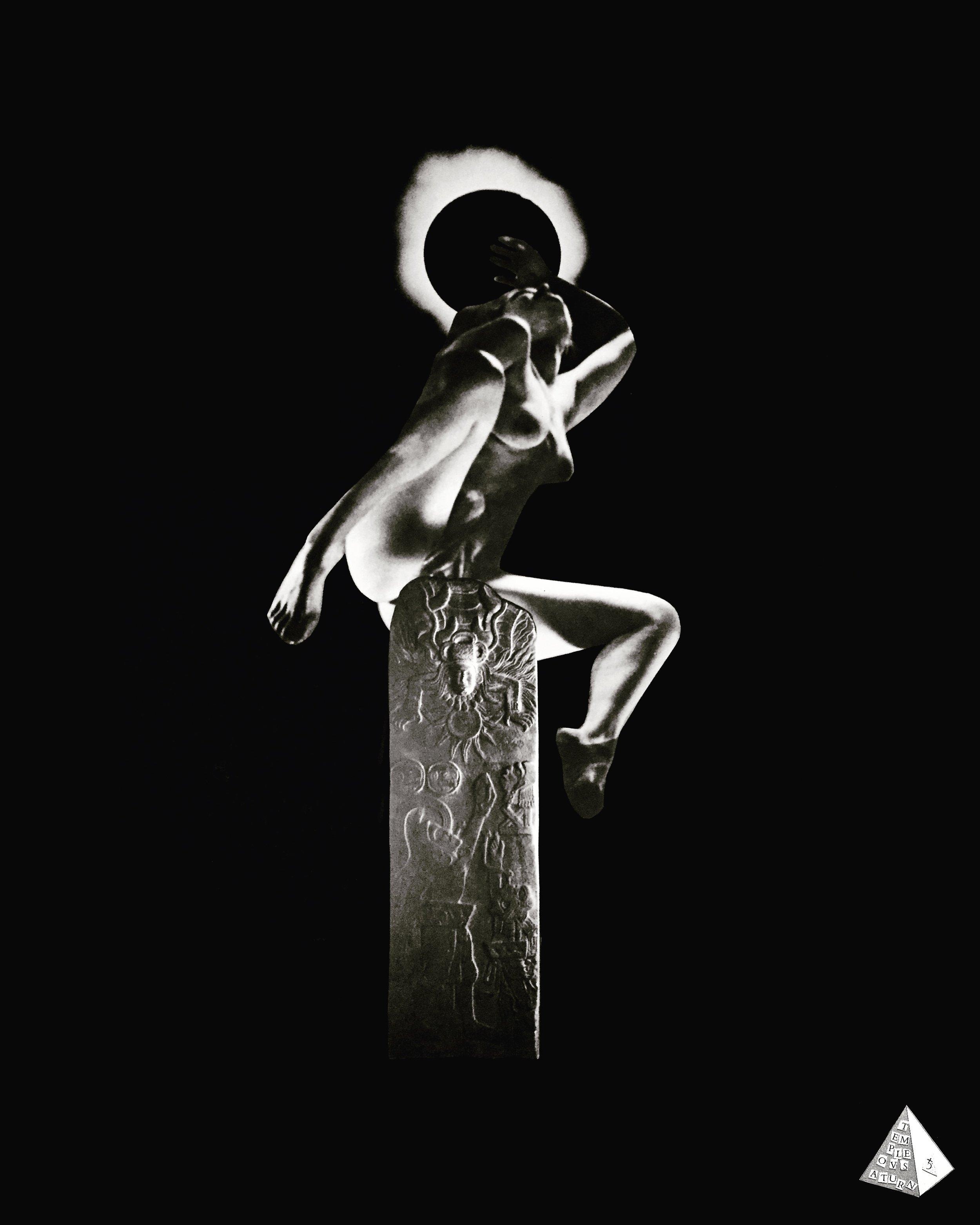 Sun Sex Sacrifice by Joan Pope (temple ov saturn)