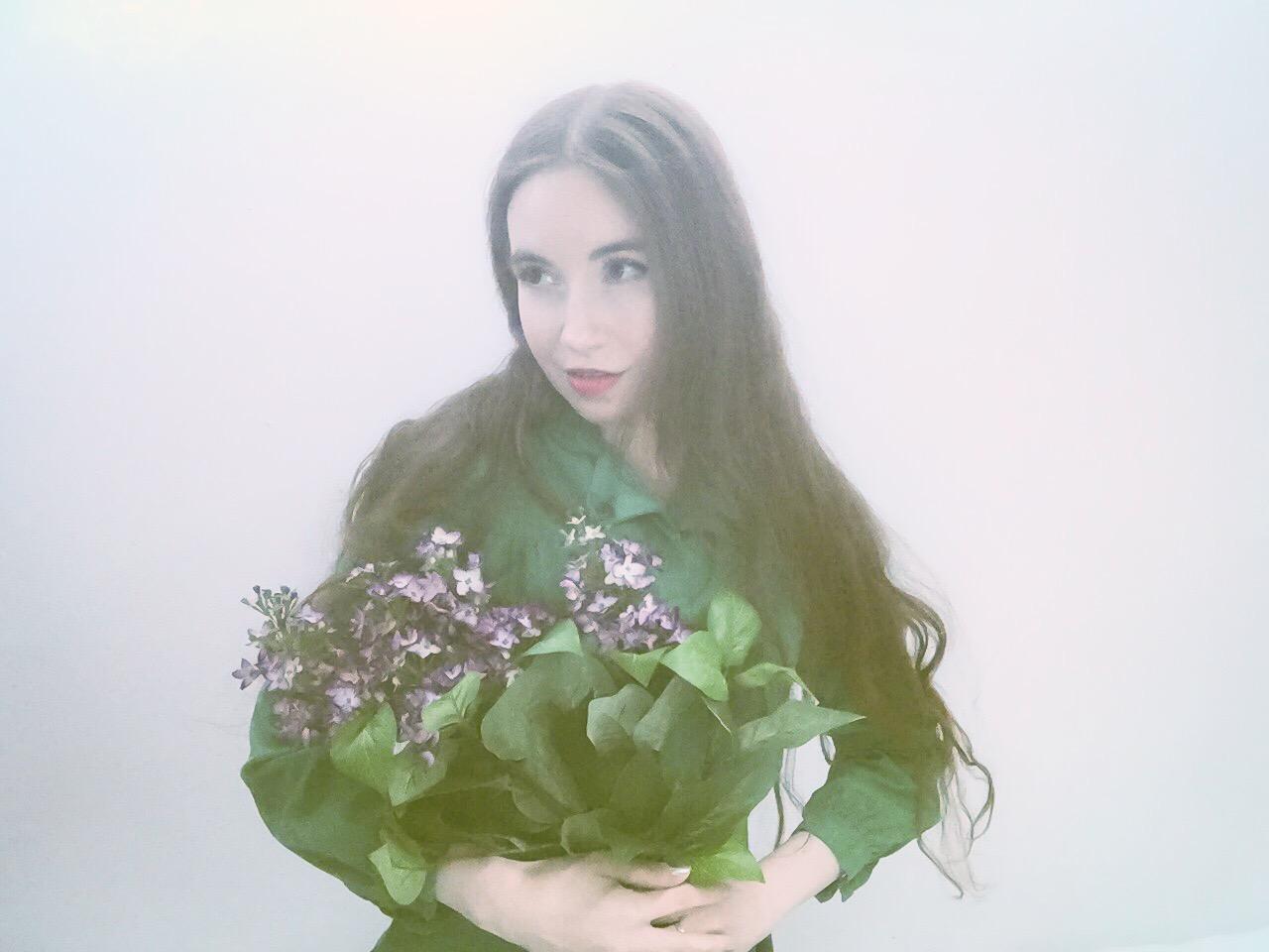 Little Flower by Joan Pope