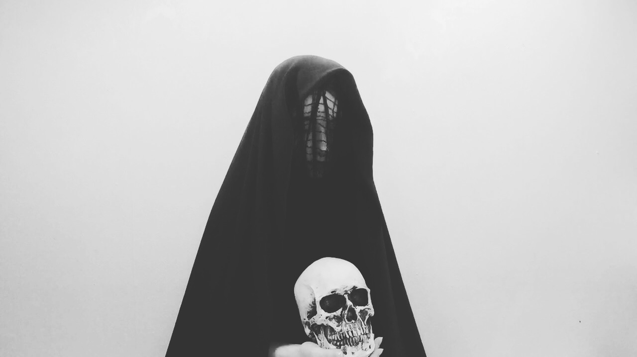 The Veil of Death by Joan Pope