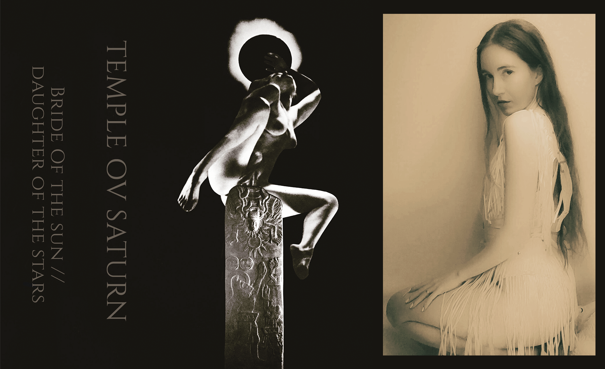 Temple ov Saturn - Bride of the Sun / Daughter of the Stars