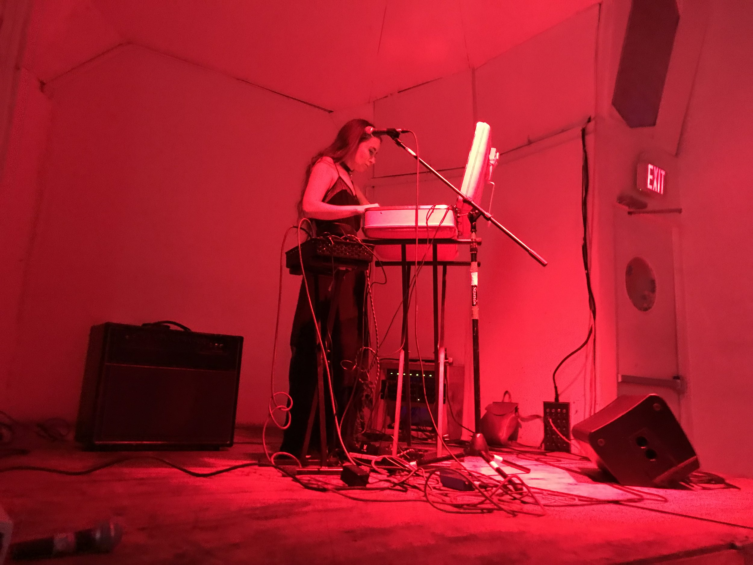 Temple ov Saturn at Secret Project Robot