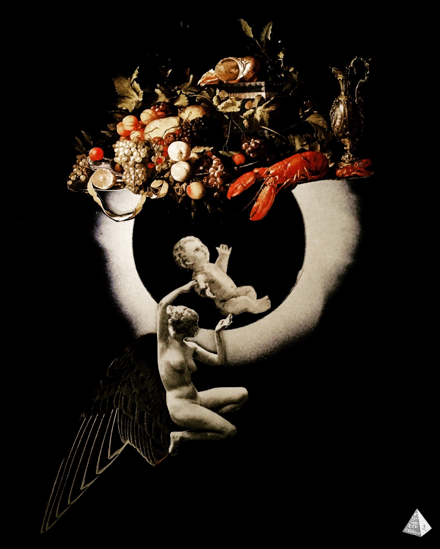 Les Fleurs du Mal #2: Bénédiction by Joan Pope (Temple ov Saturn)