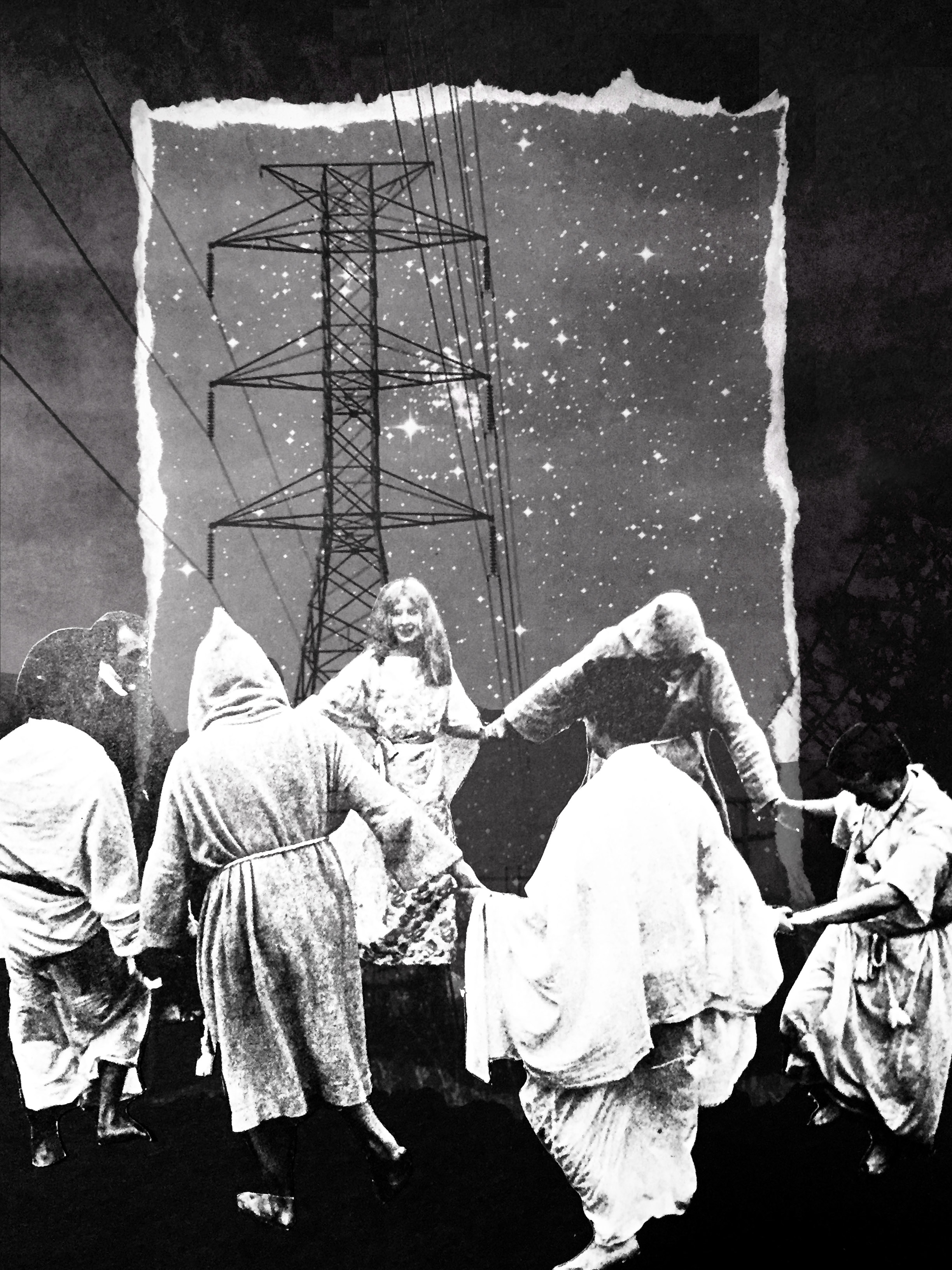 Cover Art for Pylon People - Hookland Transmission #1: Starfall Common