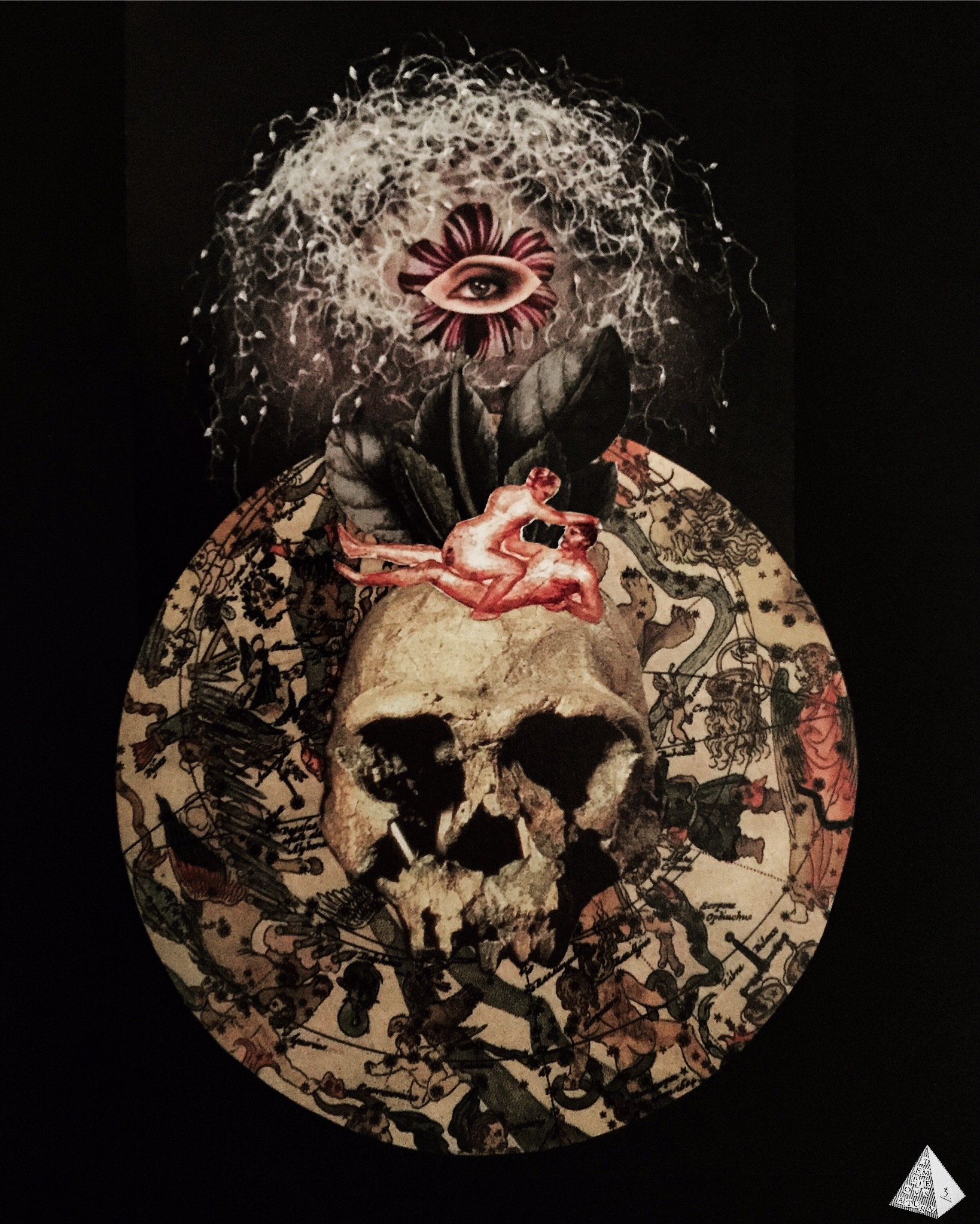 Les Fleurs du Mal: Élévation by Joan Pope (Temple ov Saturn)
