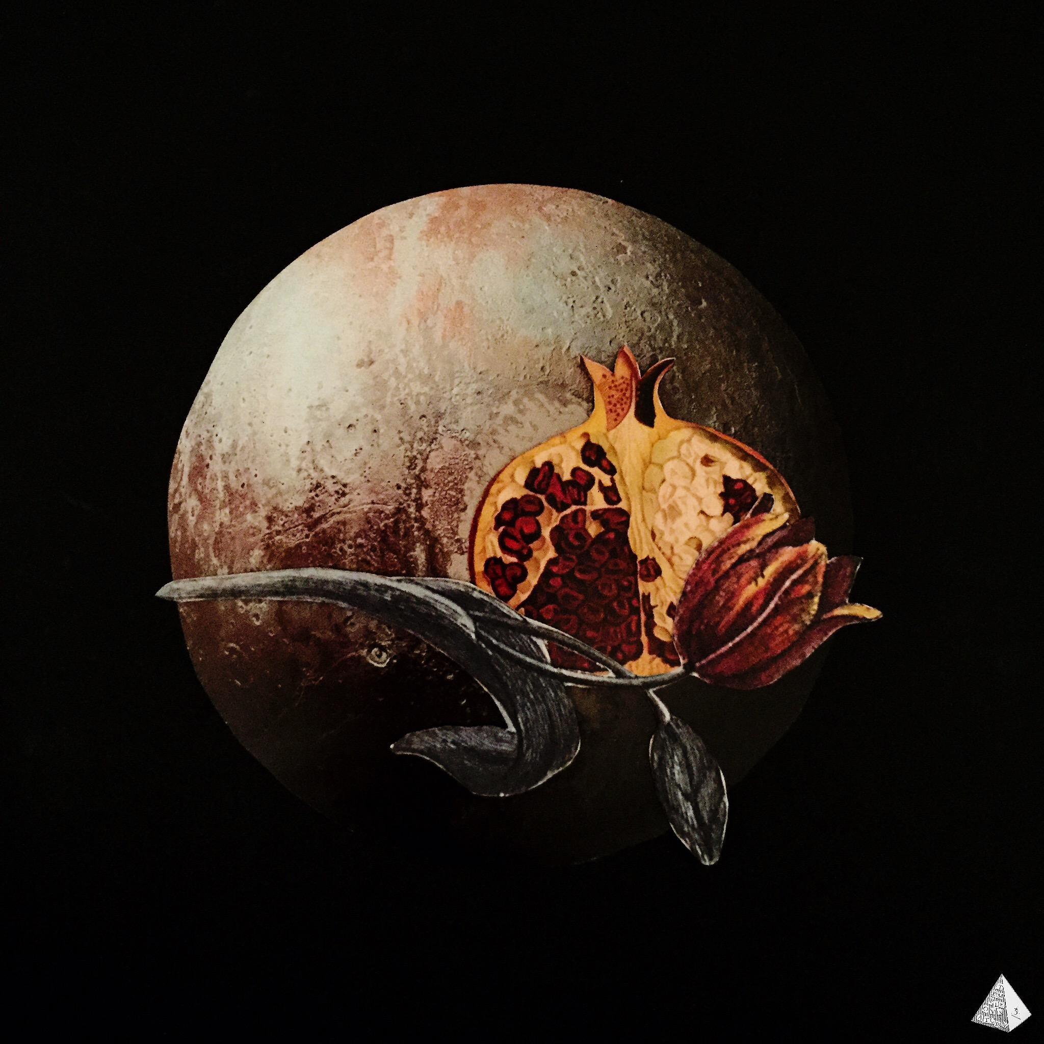 Pluto by Joan Pope (Temple ov Saturn)