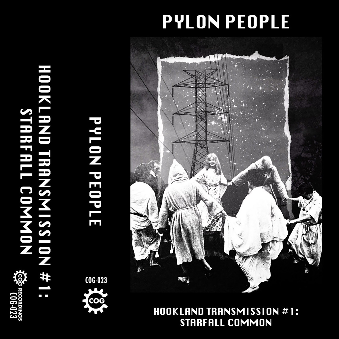 Out Now! Pylon People - Hookland Transmission #1!