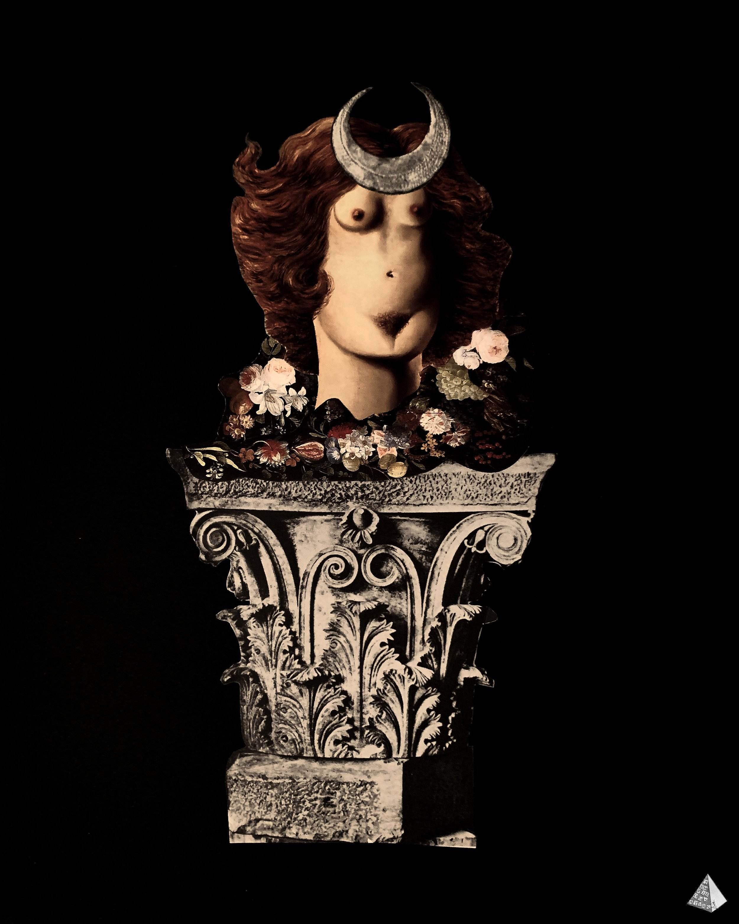 Les Fleurs du Mal: Spleen et Ideal by Joan Pope (Temple ov Saturn)