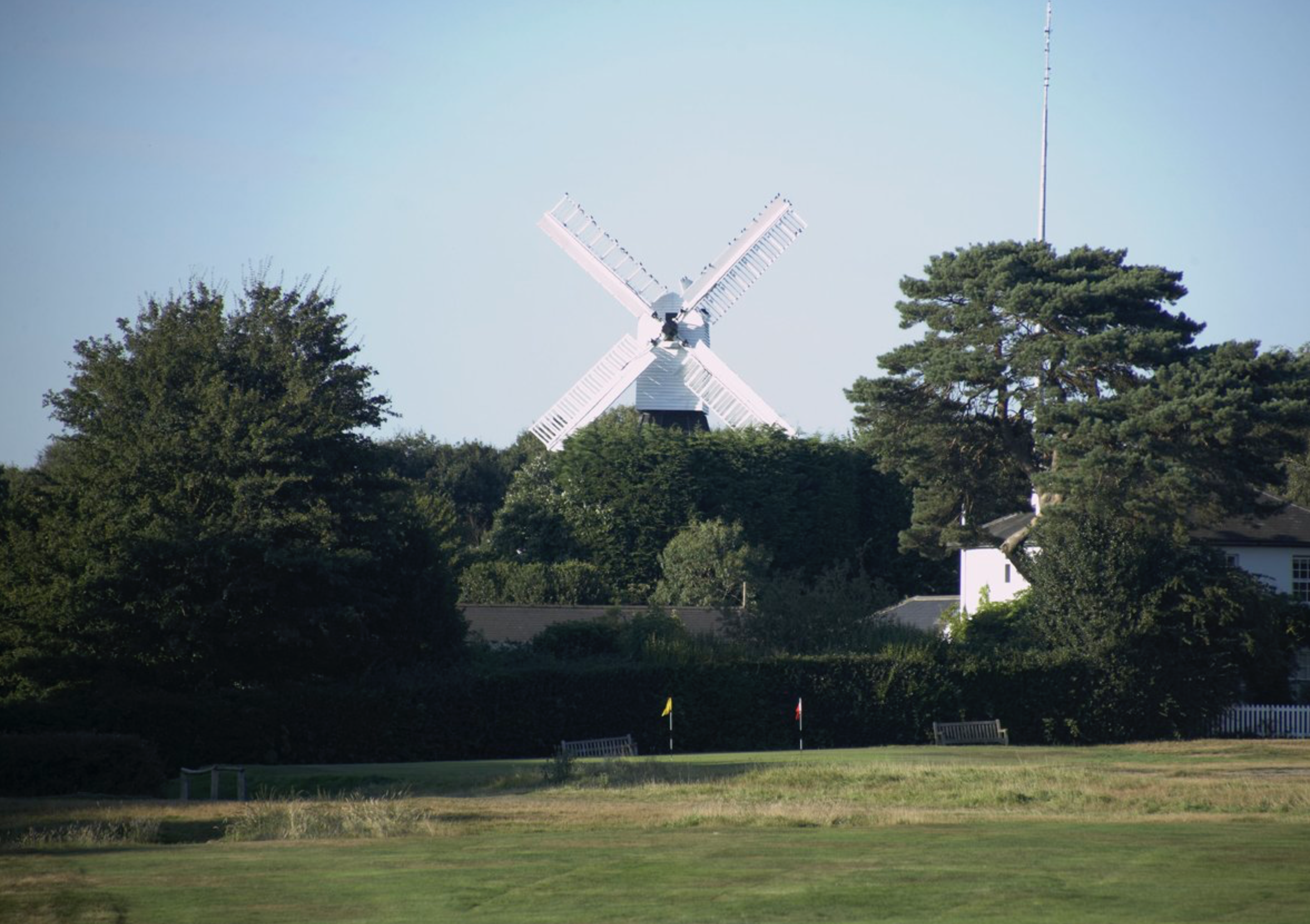 London Scottish Golf Club - Wimbledon Common Golf - Windmill