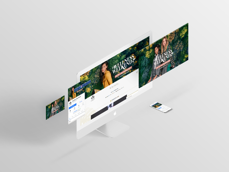 Digital Campaign Assets