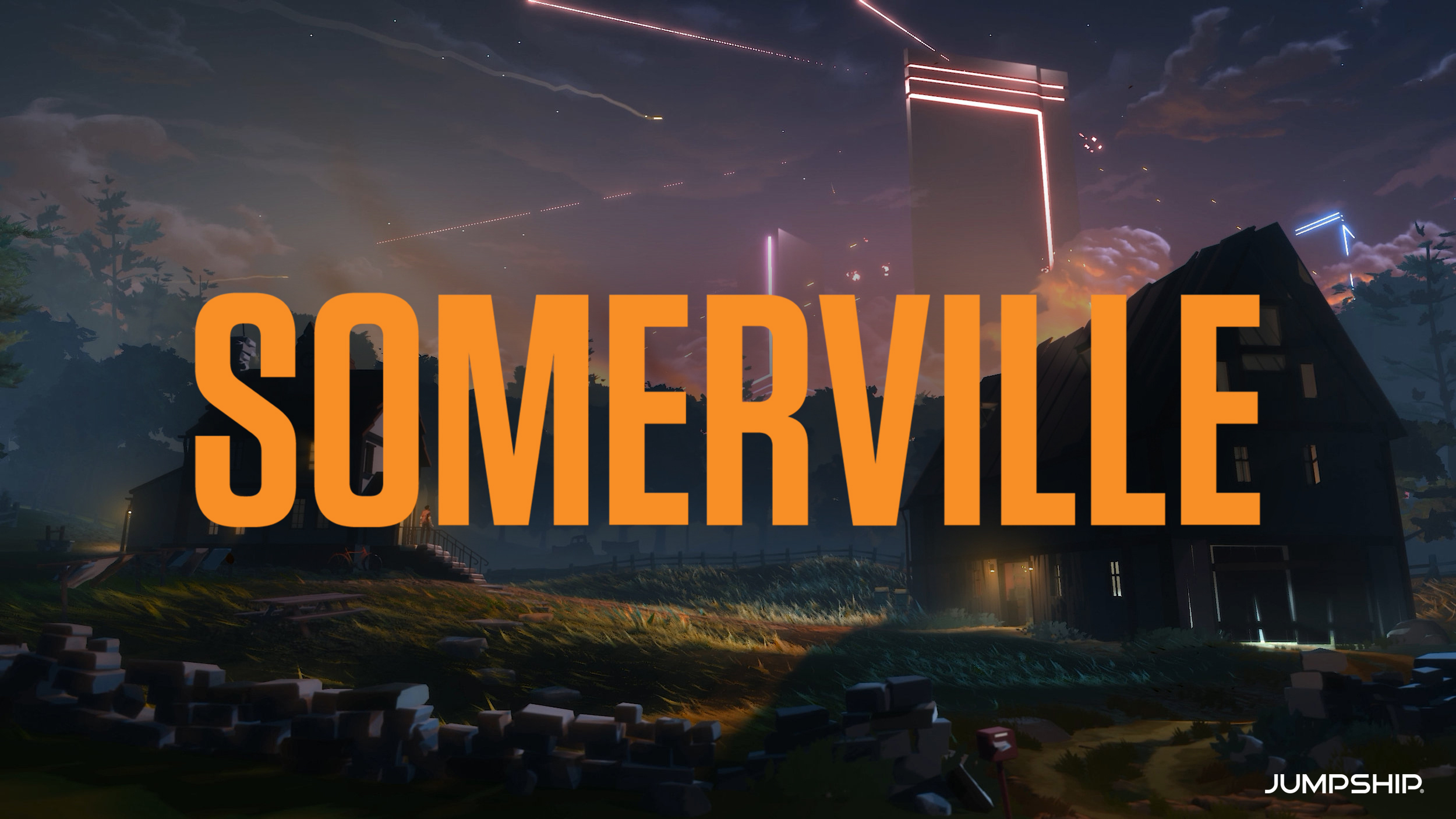 Somerville  Title Design