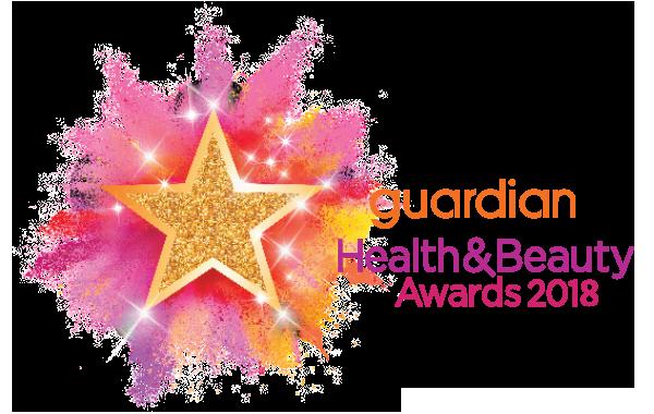 GUARDIAN HEALTH AND BEAUTY AWARDS 2018