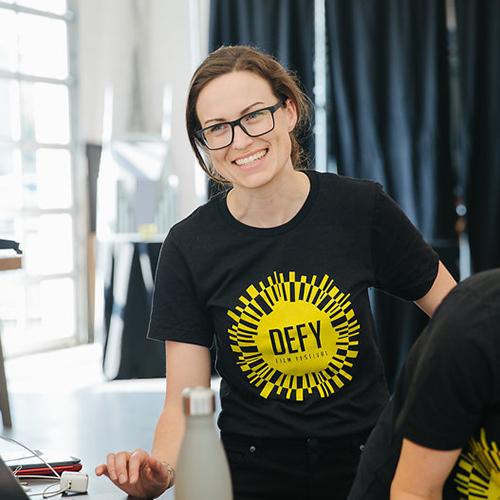 Sarah Saturday - Webmaster, Operations & Event Coordinator
