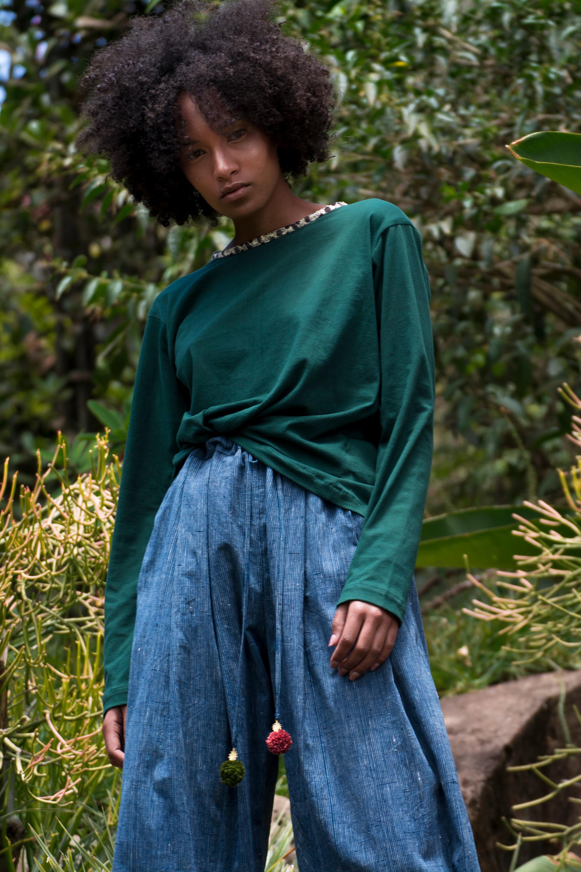 lilabare kenya fashion sustainable africa comfortable lounge
