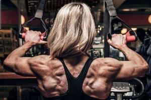 Susan Mitchell Fitness -
