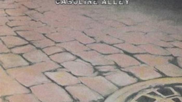 Rod Stewart: Gasoline Alley -
