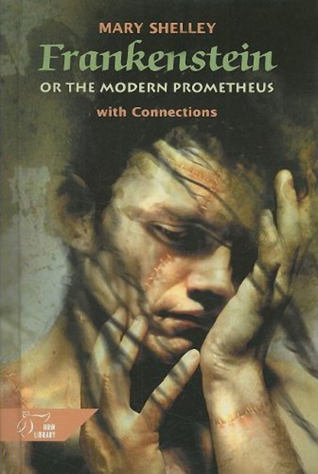 Frankenstein's little boy: full of promise, abandoned and left to fend for himself