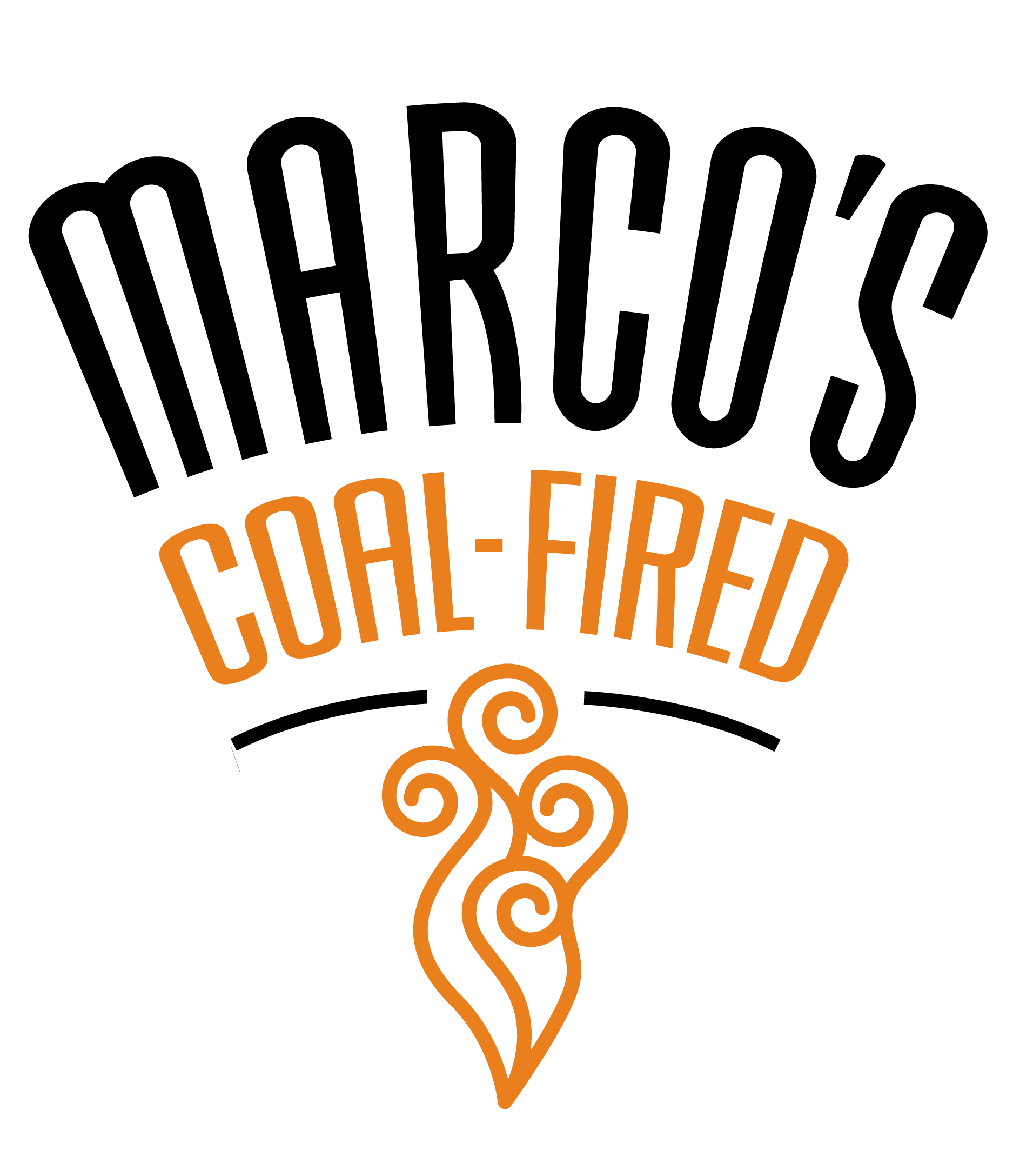 Marco's CFP new logo FINAL BLACK ORANGE- Marco's Coal Fired-04.png
