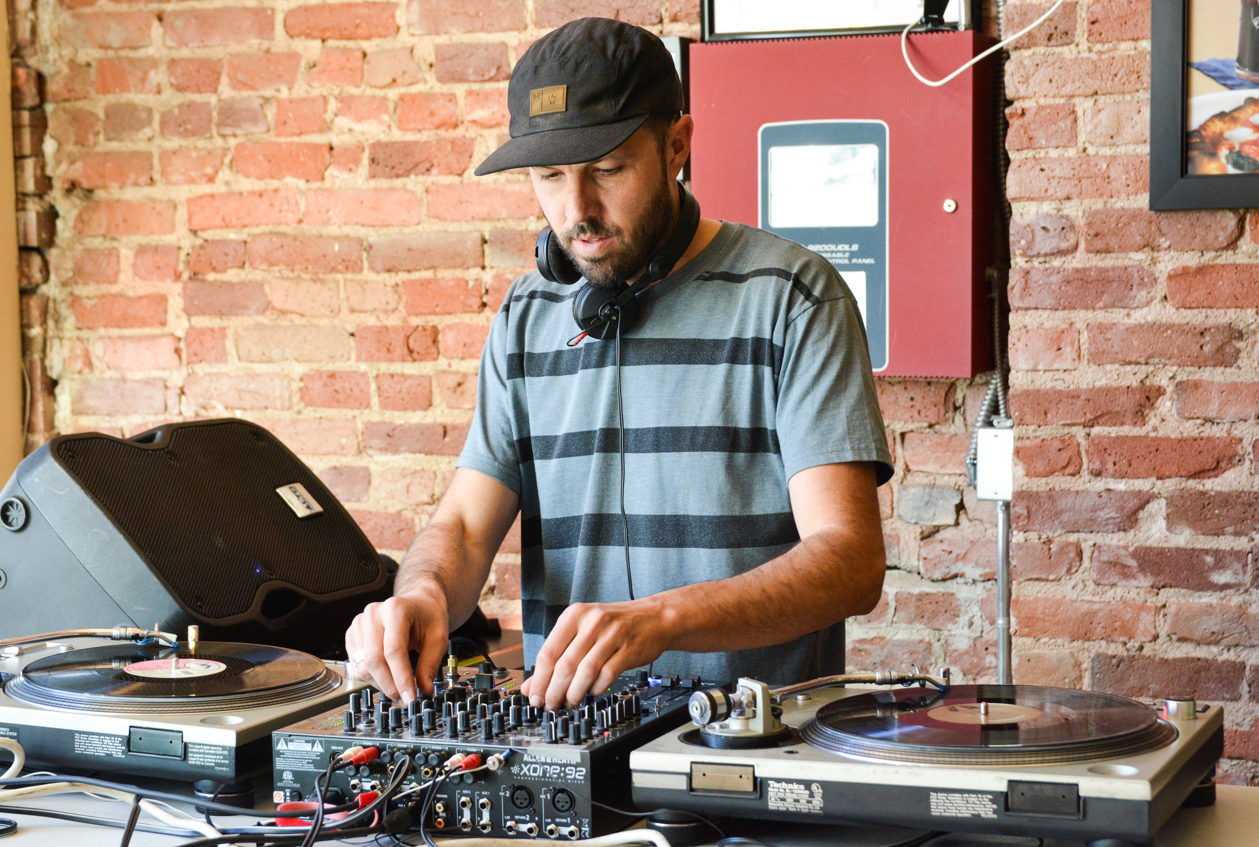 Beats & Brunch - Saturdays 11 - 3pm