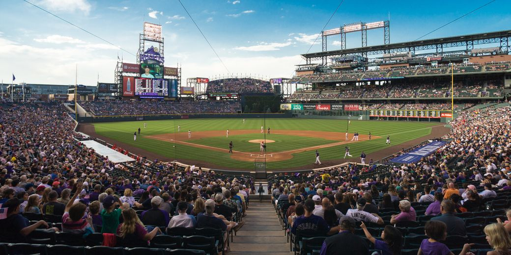 + Checking out a baseball game this weekend? We're your  Rockies  pre-game destination!