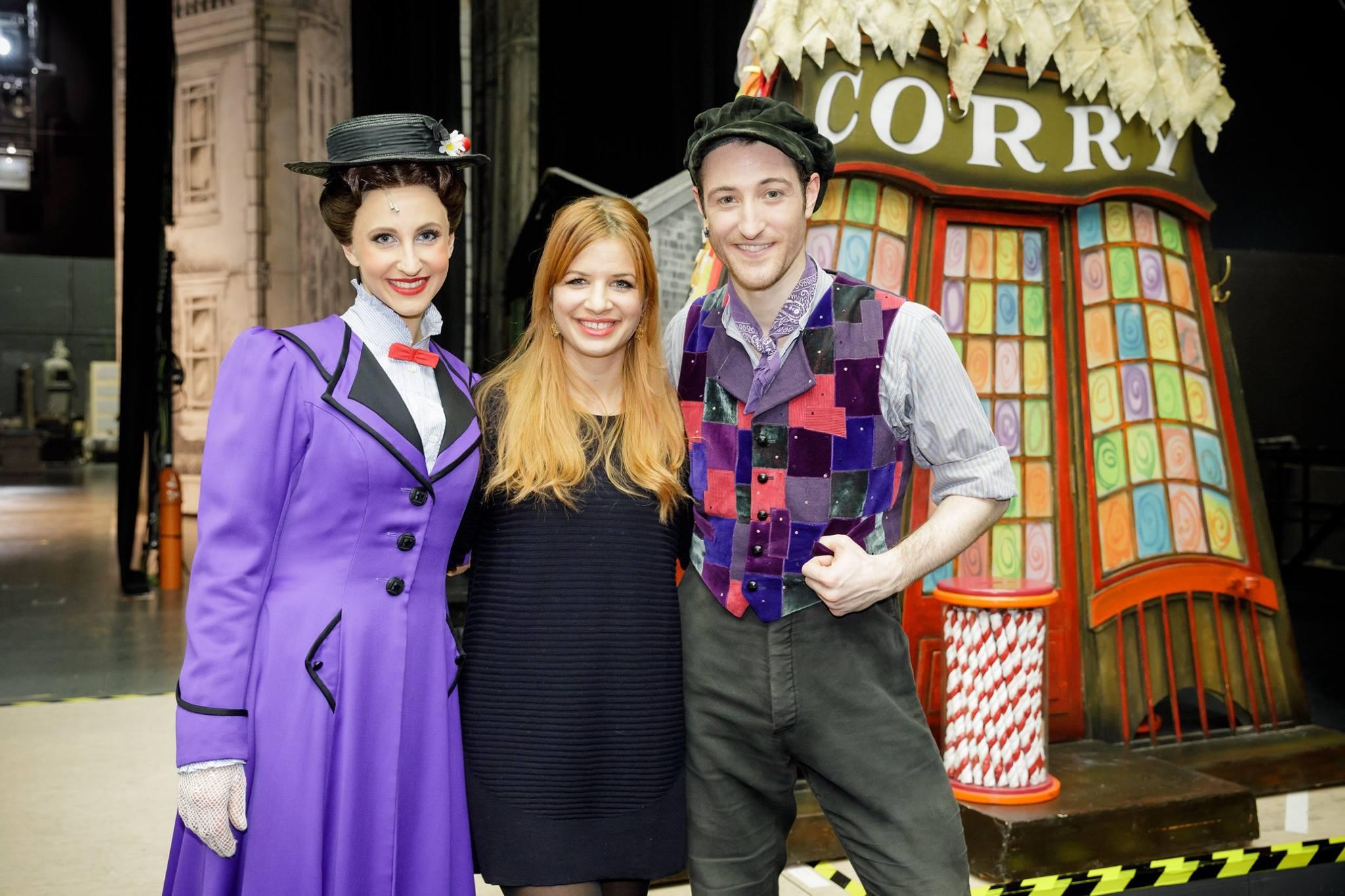 Mary Poppins  mit Susan Sideropoulos, Stuttgart